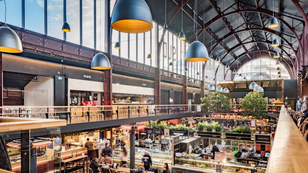 Funciones de Visual Merchandising en supermercado y Gran Consumo