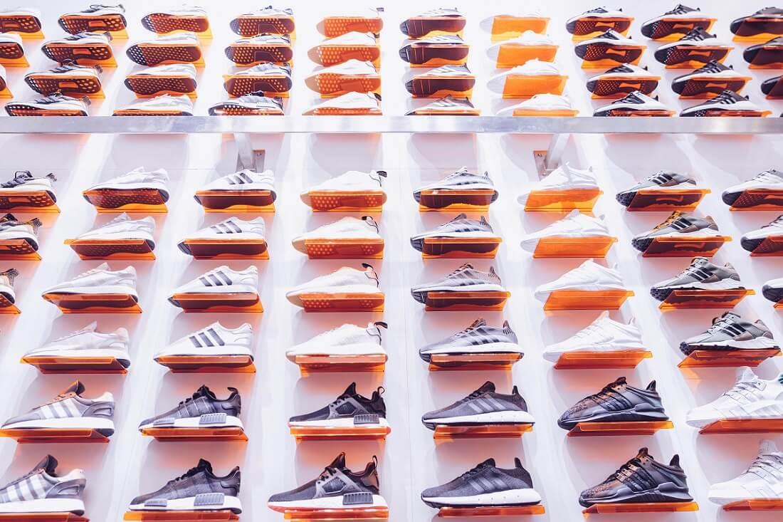Expositores para zapaterías: Fabricantes de expositores PLV calzado