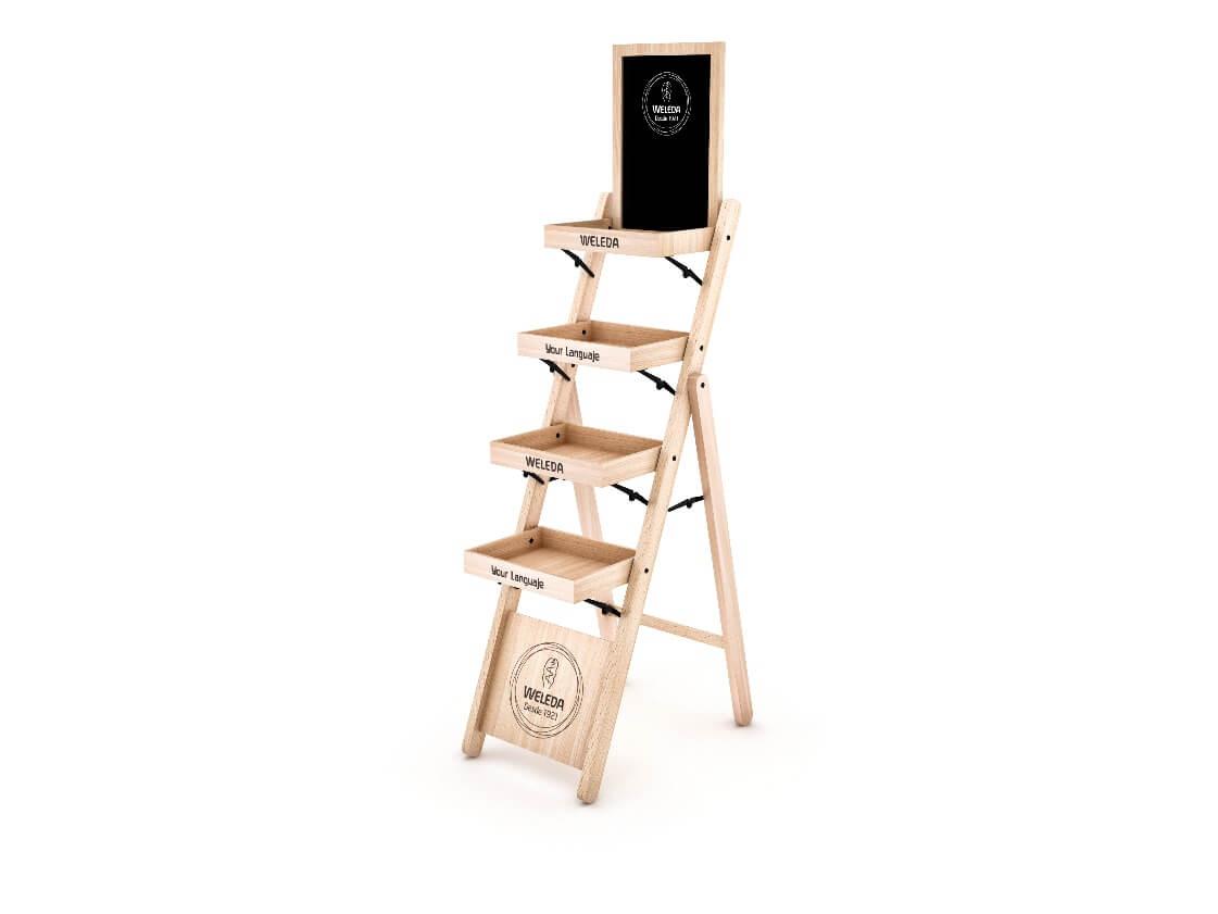 Tendencias en mobiliario expositivo para tiendas