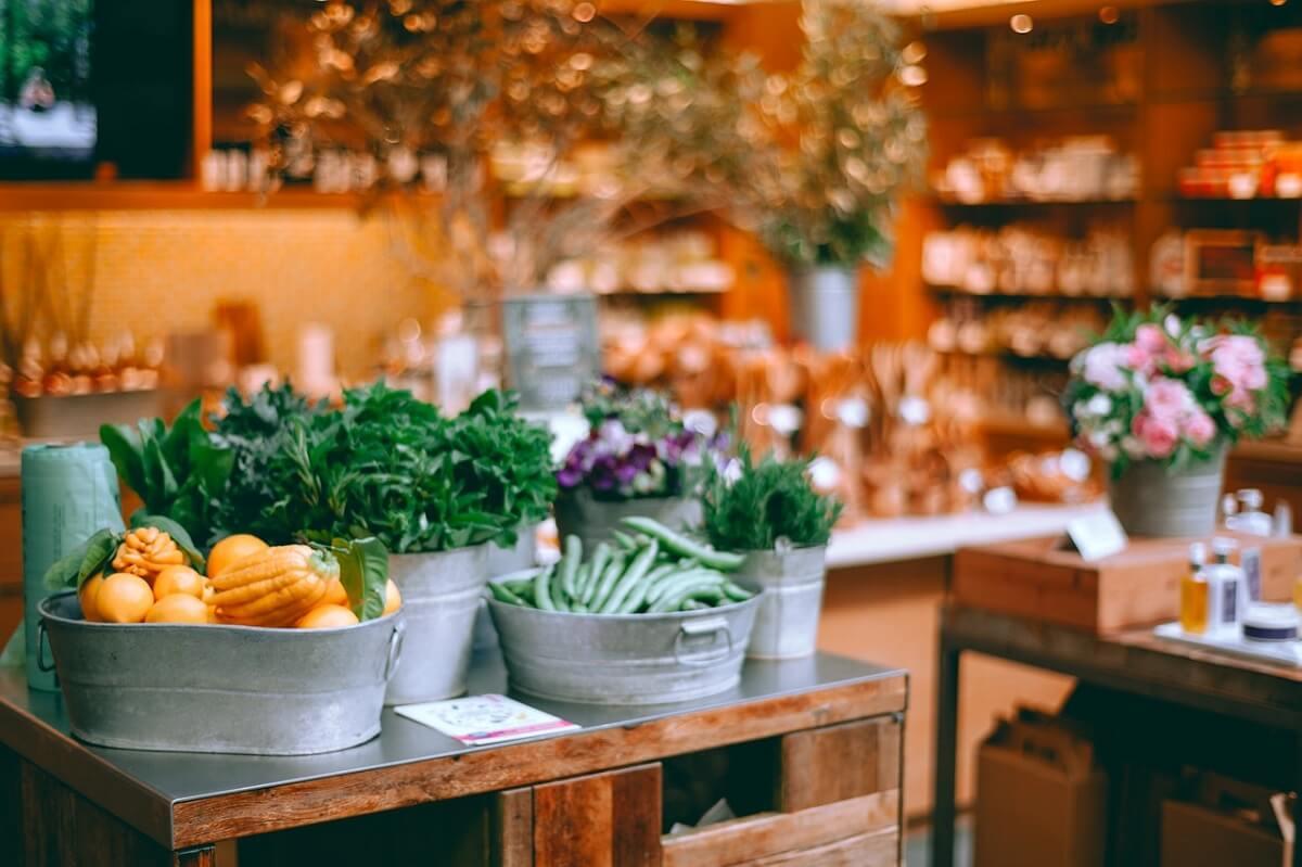 expositores para tiendas gourmet y boutiques