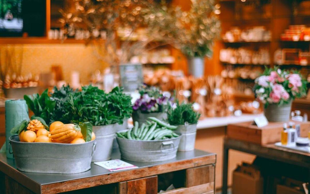 Expositores para tiendas gourmet y delicatessen