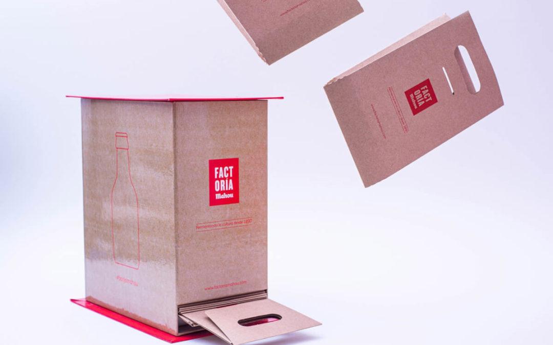 Diseño de packaging a medida para tu negocio
